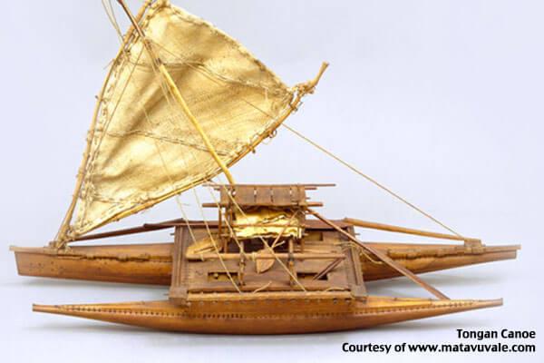Tongan Canoe